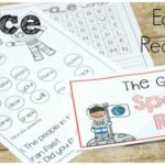 Free Space Easy Reader for the Silent E