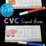 Free CVC Sound Boxes
