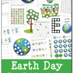 Free Do-a-Dot Printables for Earth Day