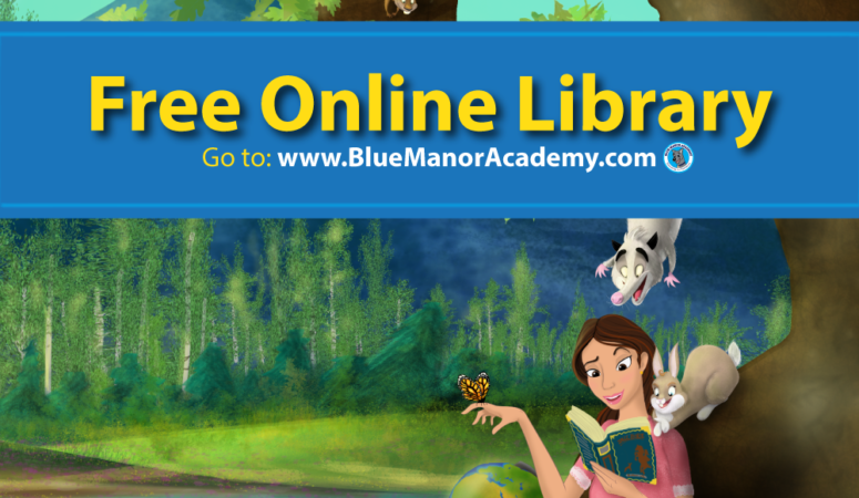 Free Christian Homeschool Library!