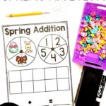 Free Spring Addition Game