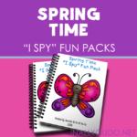 "Free Spring ""I Spy"" Pack"