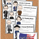 Presidents of the United States Book for Kids FREEBIE