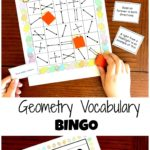 FREE Geometry Bingo
