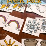 FREE PreK-K Weather Pack