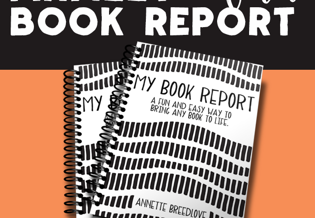 LIMITED TIME FREEBIE: Book Report Pack