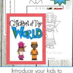 Children Around the World Freebie