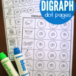 Digraph Dot Pages Freebie