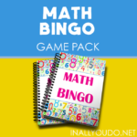 Free Printable Math Bingo Game (Addition)