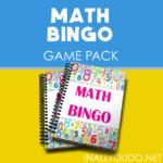 Free Printable Math Bingo Game (Addition)