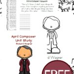 Free Richard Wagner Unit Study