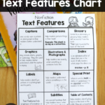 Free Non-Fiction Text Features Chart