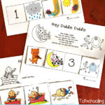 Nursery Rhymes Sequencing Freebie