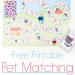 Littlest Pet Shop Printable Board Game