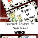 Sight Word Emergent Readers: Which