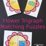 Free Trigraph Spring Puzzles