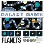 Free Stars & Planets Printable Board Game