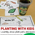 Free Planting with Kids Printables
