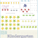 Free Under the Sea Math Worksheets