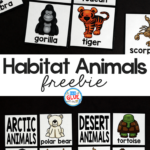 Free Habitat Puzzles