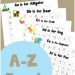 Do-a-Dot Letter Mazes