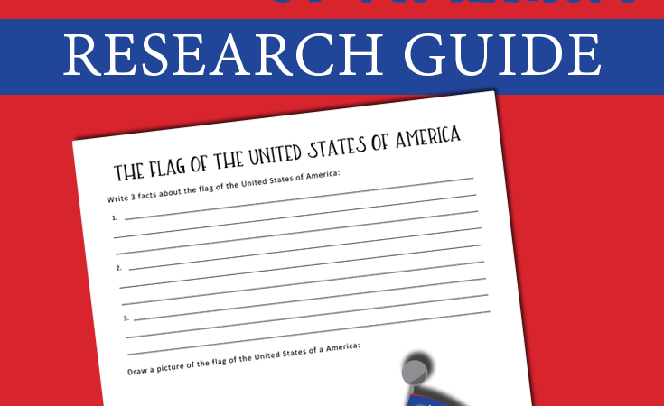 United States Flag Research Guide