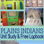 Free Plains Indians Lapbook