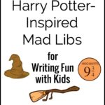 Free Harry Potter Inspired Mad Libs