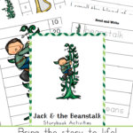 Jack & the Beanstalk Printable Pack