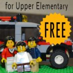 LEGO Printables for Upper Elementary