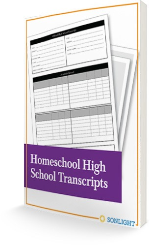 If you're planning for next year and you have a high schooler, don't miss this FREE eBook to learn how to create the best Homeschool High School Transcript for your child. :: www.thriftyhomeschoolers.com
