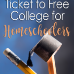Tips to get all or part of College Free