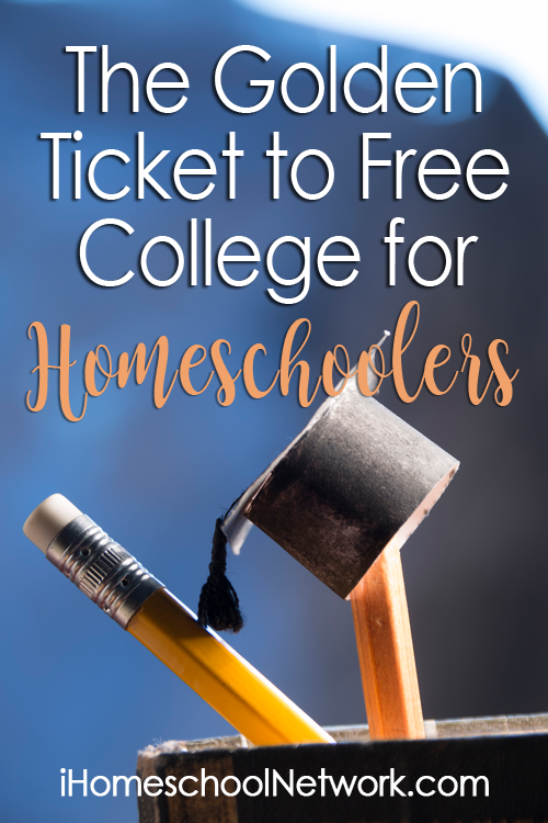 Do you have a high schooler? Are you thinking about college tuition? Have no fear, here are some great tips to getting part or all of it FREE! :: www.thriftyhomeschoolers.com