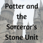 Harry Potter and the Sorcerer's Stone Unit Study