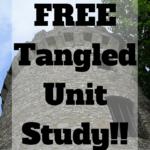 Free Tangled Unit Study