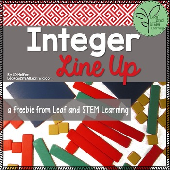 If your middle schooler is struggling with integers, don't miss this fun printable math game! :: www.thriftyhomeschoolers.com