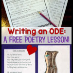 Free Poetry Lesson: Writing An ODE