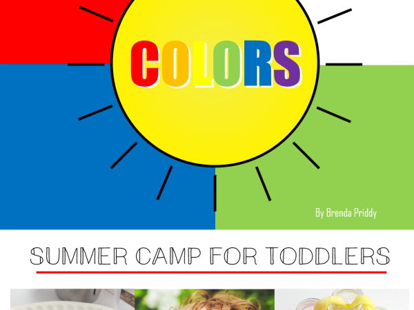 Free Summer Camp at Home for Little Ones {LIMITED TIME FREEBIE}
