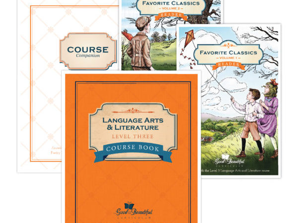 GIVEAWAY: Faith Based Language Arts Curriculum
