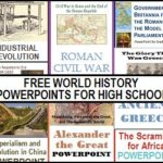 Free World History Powerpoint Presentations