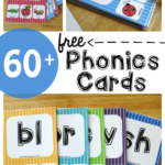 Free Phonics Cards Mega Pack