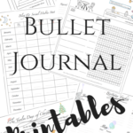 Bullet Journaling Printables