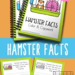 Free Hamster Color & Copywork