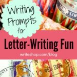 Free Letter Writing Prompts