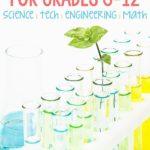 Over 40 Free STEM Sites for 6-12 Grades