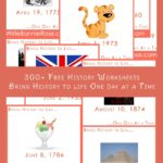 Free History Timeline Printables
