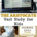 Free Aristocats Unit Study