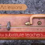 Easy Art Lessons for Middle & High School