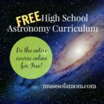 Free High School Astronomy Curriculum