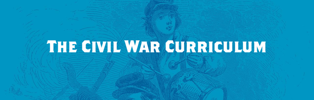 Check out this free Civil War Curriculum from Civil War.org. They have lesson plans for Elementary, Middle School and High School. :: www.thriftyhomeschoolers.com